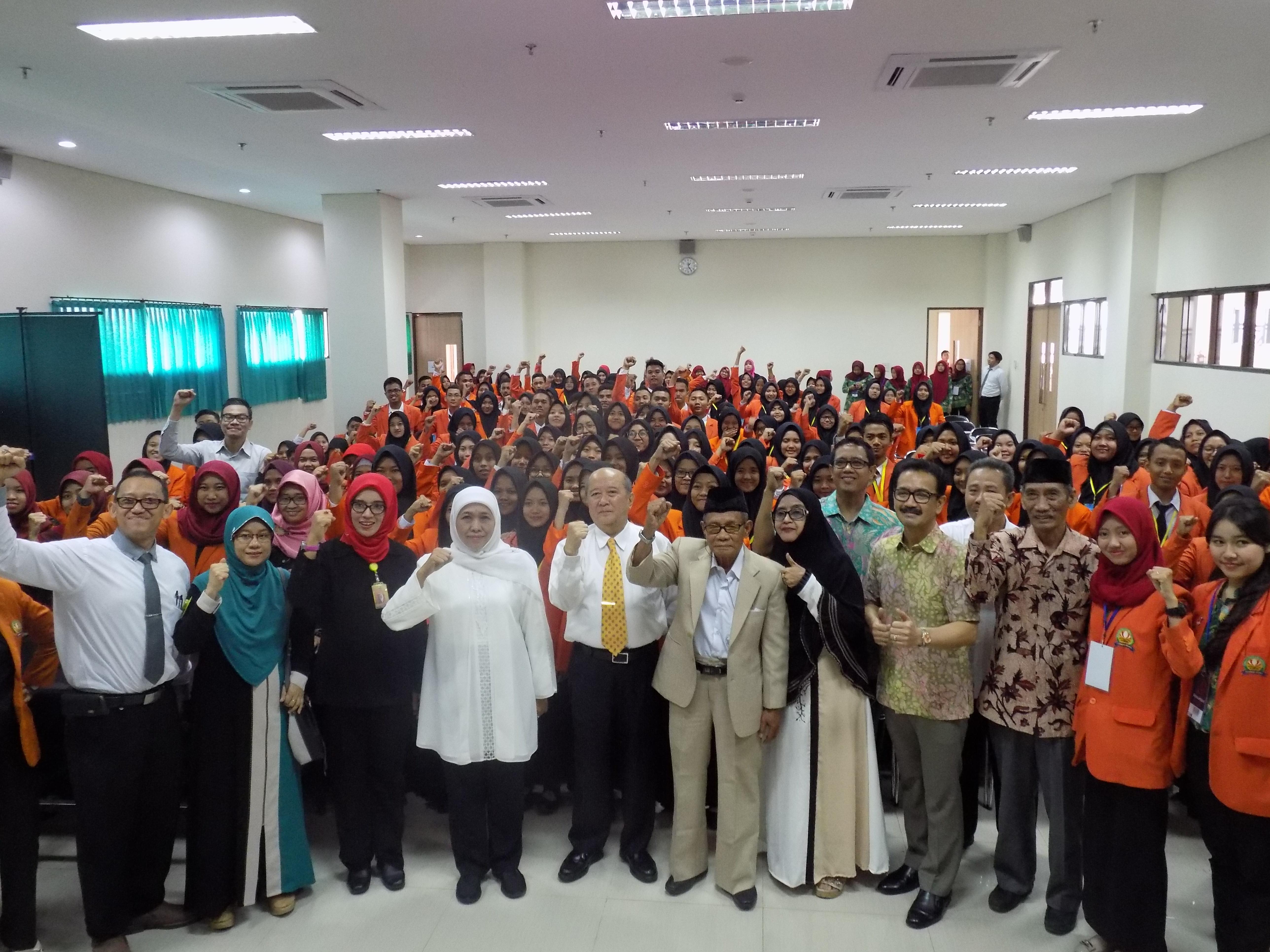 Kuliah Tamu STIKES RS Anwar Medika
